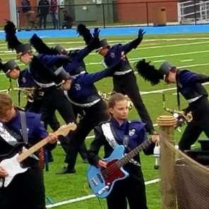SBRHS Blue Raider Marching Band - November 5, 2017 - NESBA Finals 2