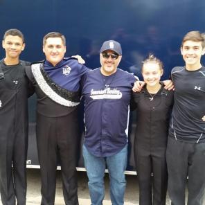 SBRHS Blue Raider Marching Band - November 5, 2017 - NESBA Finals 4