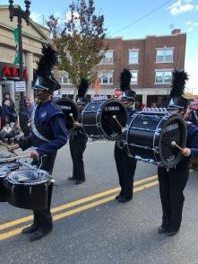 SBRHS at Quincy Christmas Parade 2017 - Pic 01