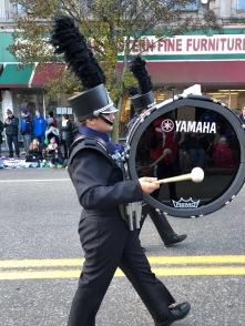 SBRHS at Quincy Christmas Parade 2017 - Pic 02