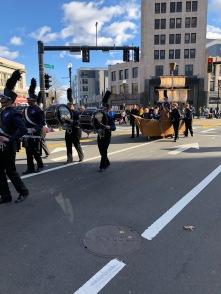 SBRHS at Quincy Christmas Parade 2017 - Pic 04