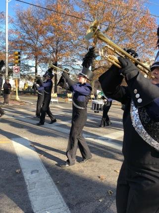 SBRHS at Quincy Christmas Parade 2017 - Pic 06