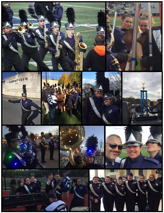 2016 Marching Band Yearbook 2