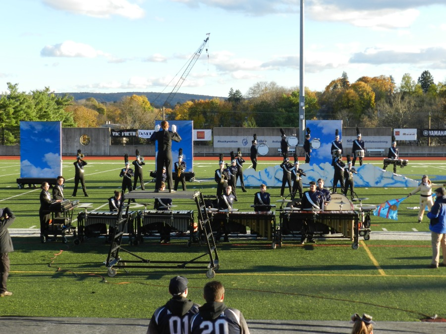 SBRHS Blue Raider Marching Band - November 3, 2018 - USBands Nationals 1
