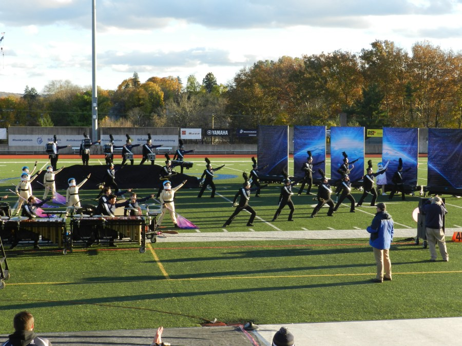 SBRHS Blue Raider Marching Band - November 3, 2018 - USBands Nationals 2