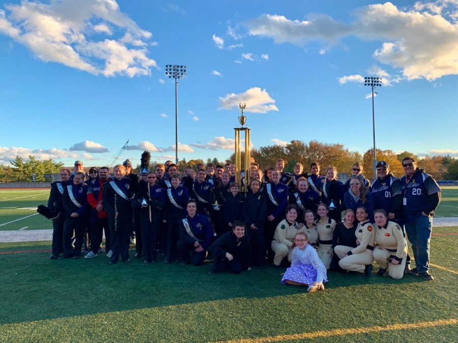 SBRHS Blue Raider Marching Band - November 3, 2018 - USBands Nationals 6