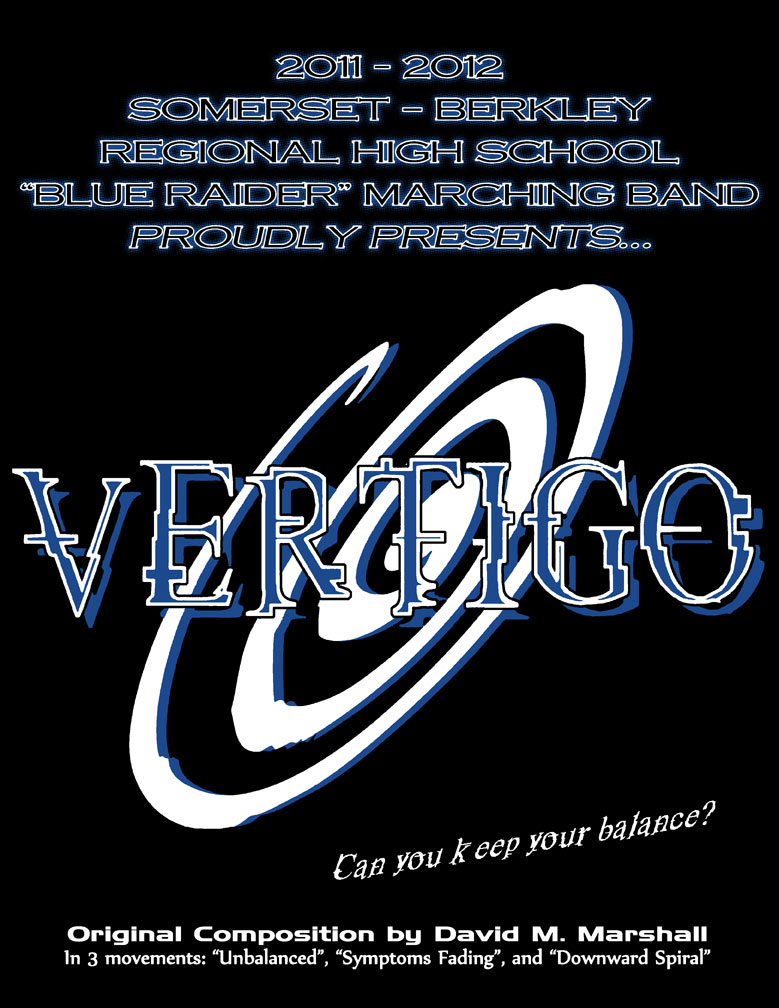 Vertigo T-Shirt Front