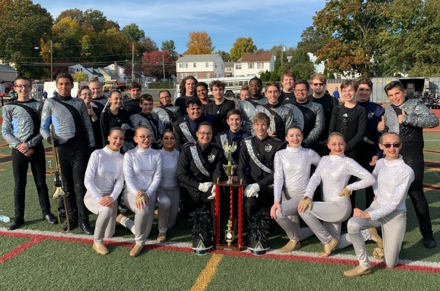 SBRHS Blue Raider Marching Band - October 26, 2019 – USBands NE States 03