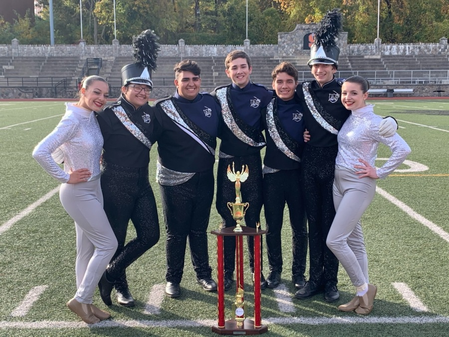 SBRHS Blue Raider Marching Band - October 26, 2019 – USBands NE States 06
